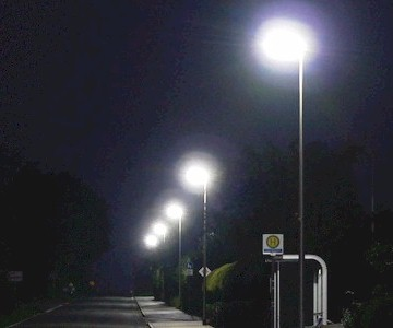 HANSEN LED STREET LAMP